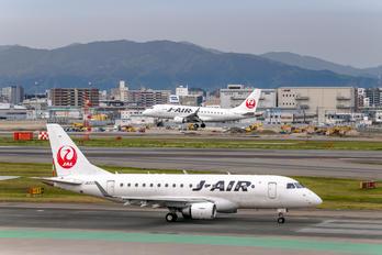 JA223J - J-Air Embraer ERJ-170 (170-100)