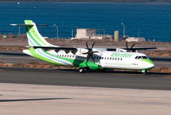 EC-KGJ - Binter Canarias ATR 72 (all models)