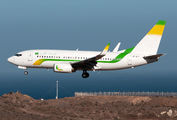 5T-CLC - Mauritania Airlines Boeing 737-700 aircraft