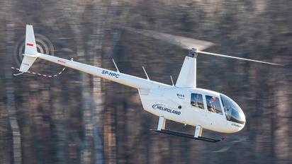 SP-HPC - Helipoland Robinson R44 Raven I