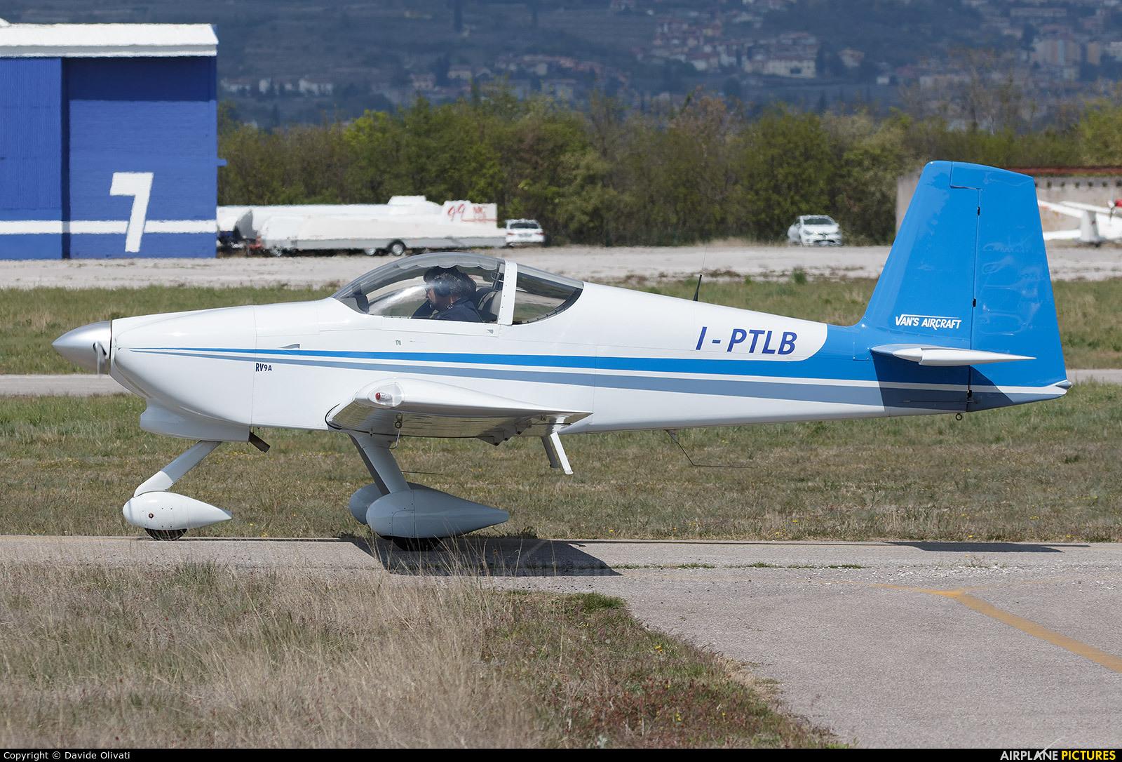 Private I-PTLB aircraft at Verona - Boscomantico
