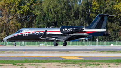 LV-JQQ - Private Learjet 60XR