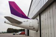 HA-LPL - Wizz Air - Airport Overview - Hangar aircraft