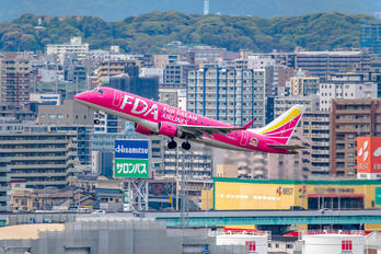 JA03FJ - Fuji Dream Airlines Embraer ERJ-175