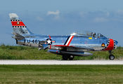 N186FS - Private Canadair CL-13 Sabre (all marks) aircraft