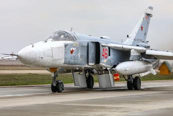 46 - Russia - Air Force Sukhoi Su-24MR
