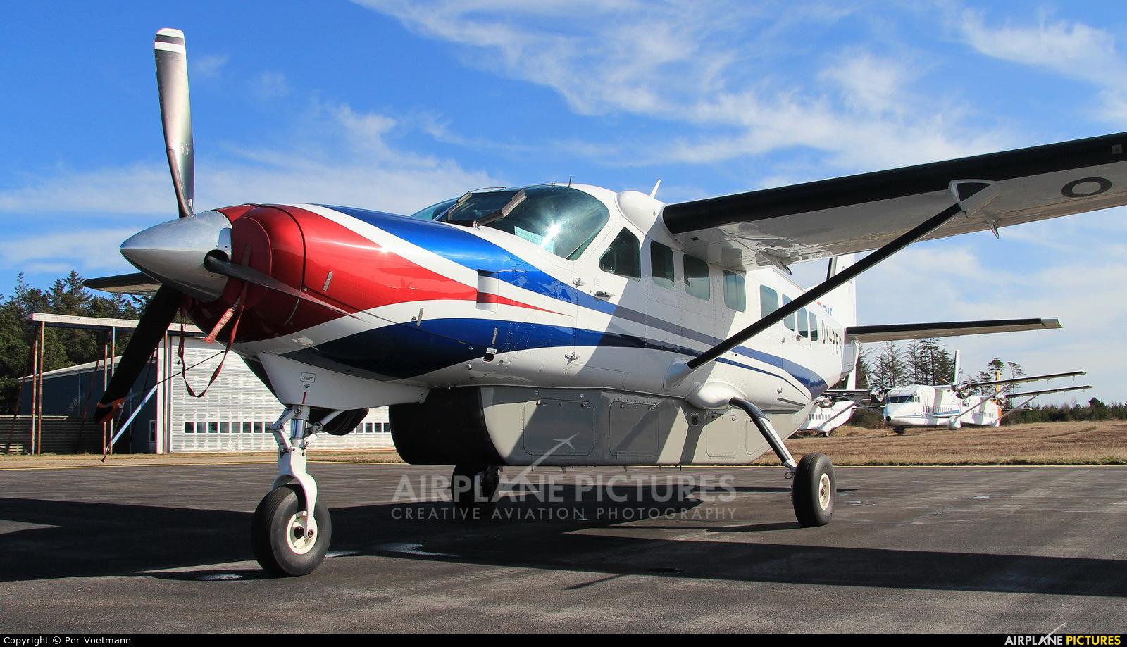 Benair OY-PBR aircraft at Stauning
