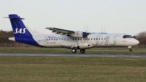 ES-ATE - SAS - Scandinavian Airlines ATR 72 (all models) aircraft