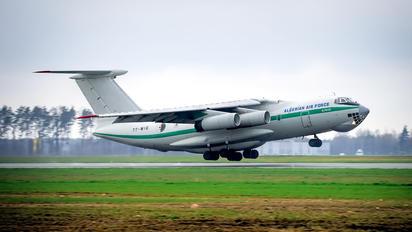 7T-WIG - Algeria - Air Force Ilyushin Il-76 (all models)