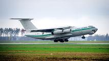 7T-WIG - Algeria - Air Force Ilyushin Il-76 (all models) aircraft