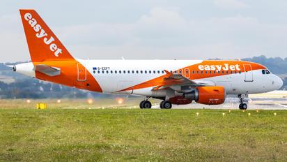 G-EZTF - easyJet Airbus A320