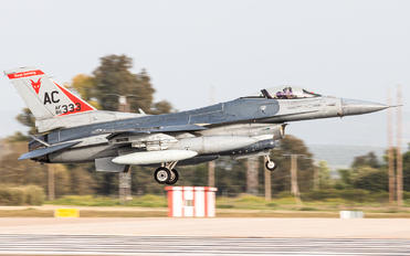86-0333 - USA - Air Force General Dynamics F-16C Fighting Falcon