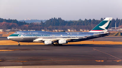 B-HUS - Cathay Pacific Cargo Boeing 747-400BCF, SF, BDSF