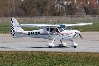 D-MZKK - Private FK Lightplanes FK9 Mk IV