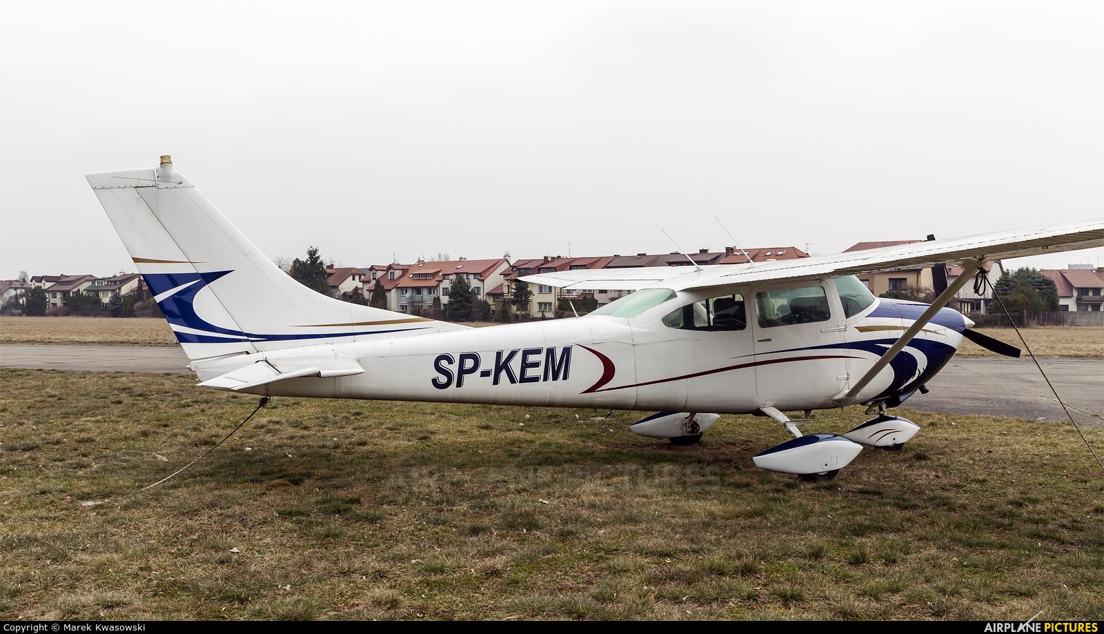 Ventum Air SP-KEM aircraft at Warsaw - Babice
