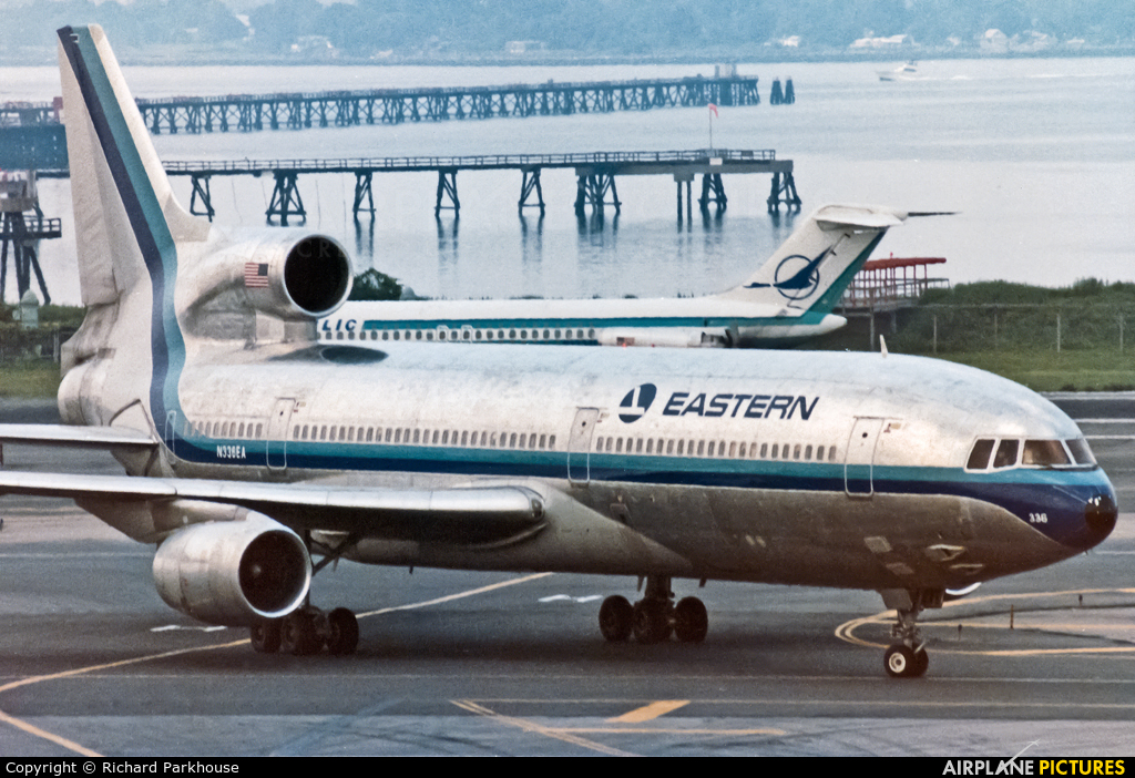 Eastern Airlines N336EA aircraft at New York - La Guardia