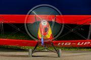 HB-UPR - Fluggruppe Albatros Stampe SV4 aircraft