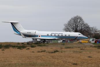 N516GA - Japan - Coast Guard Gulfstream Aerospace G-V, G-V-SP, G500, G550