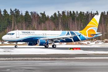 9A-BTH - Trade Air Airbus A320