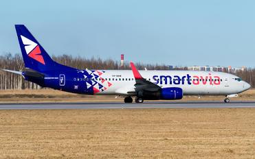 VP-BAM - Smartavia Boeing 737-800