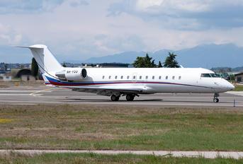 9H-YOU - Air X Bombardier CL-600-2B19
