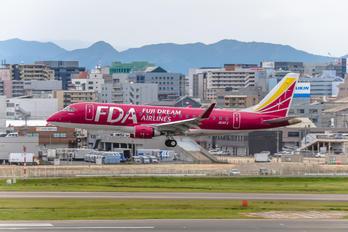 JA14FJ - Fuji Dream Airlines Embraer ERJ-175