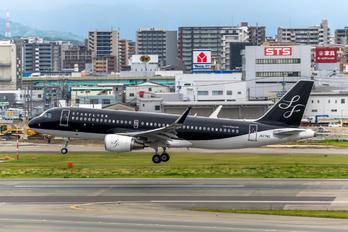 JA27MC - Starflyer Airbus A320