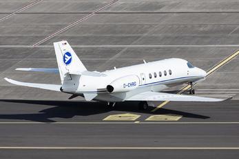 D-CHRG - Hahn Air Cessna 680A Latitude