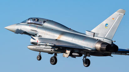 31+25 - Germany - Air Force Eurofighter Typhoon T