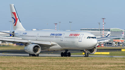 B-300Q - China Eastern Airlines Airbus A330-300