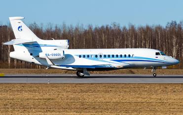 RA-09601 - Gazpromavia Dassault Falcon 7X