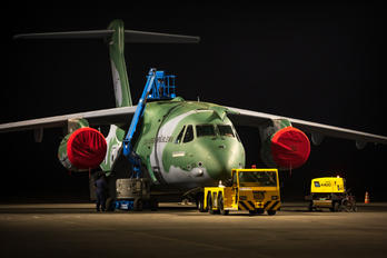 FAB2855 - Brazil - Air Force Embraer KC-390