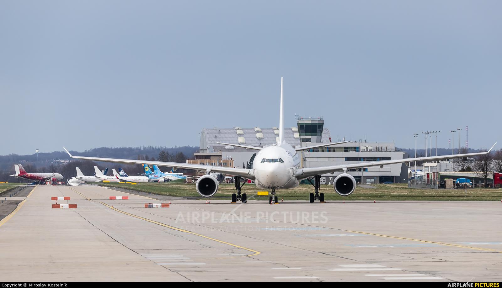 Maleth-Aero 9H-BFS aircraft at Ostrava Mošnov