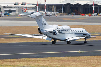 N910DP - Private Cessna 750 Citation X