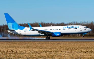 VP-BQH - Pobeda Boeing 737-800