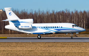 RA-09006 - Gazpromavia Dassault Falcon 900 series