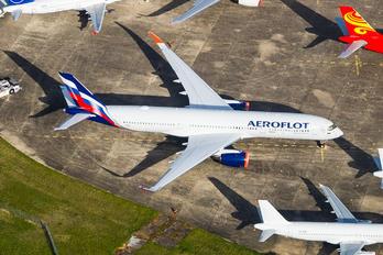F-WZNE - Aeroflot Airbus A350-900