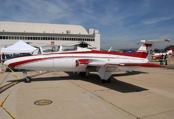 N50DG - Private Aero L-29 Delfín