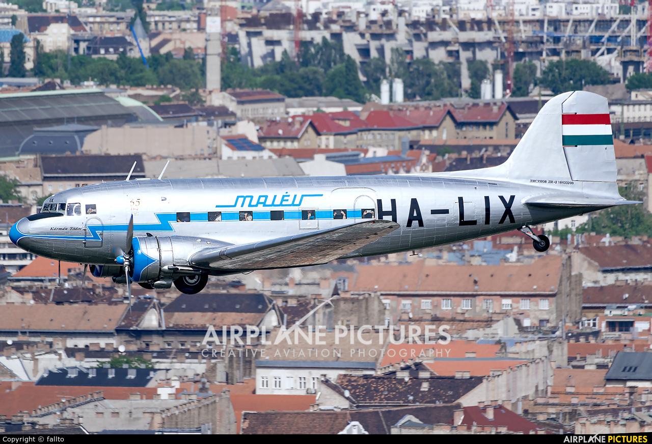 Goldtimer Foundation HA-LIX aircraft at Off Airport - Hungary