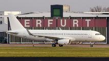 Rare visit of Indian airline Vistara at Erfurt title=