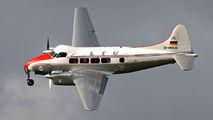 D-INKA - LTU de Havilland DH.104 Dove aircraft