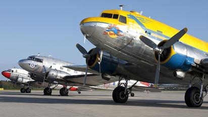 9Q-CUK - Valentuna Aviators Douglas C-47B Skytrain
