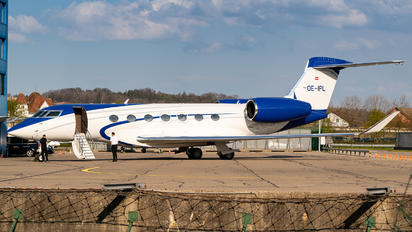 OE-IPL - MJet Aviation Gulfstream Aerospace GVII-G600