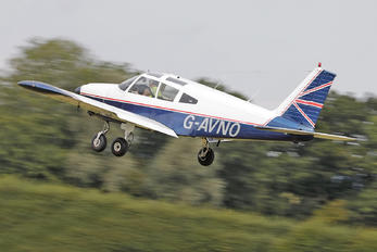 G-AVNO - Private Piper PA-28 Cherokee