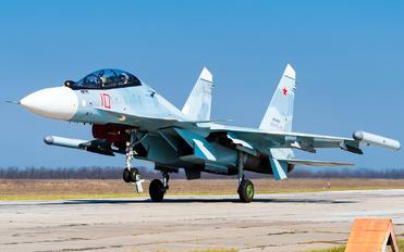 10 - Russia - Air Force Sukhoi Su-30SM