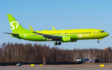 VP-BLE - S7 Airlines Boeing 737-800