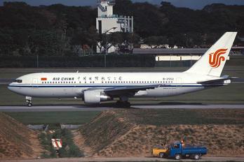 B-2552 - Air China Boeing 767-200ER
