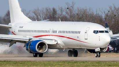 D-ALAB - Georgian Airways Boeing 737-800