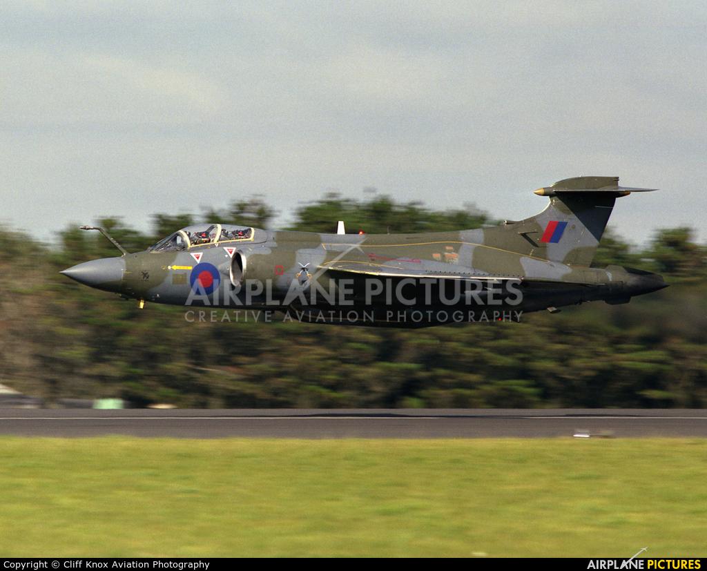 Royal Air Force XV163 aircraft at Newquay