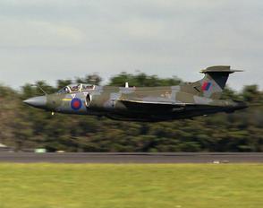 XV163 - Royal Air Force Blackburn Buccaneer S.2B